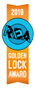 2919 Golden Lock Award Winner